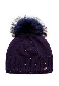 Niebieska czapka Granadilla na zimę
