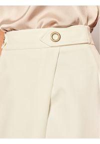 Biała spódnica Trussardi Jeans