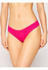 Guess Dół od bikini E02O07 MC03C Różowy. Kolor: różowy