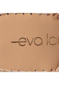 Różowe klapki Eva Longoria na co dzień, casualowe
