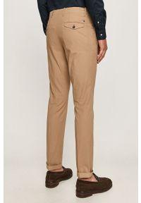 Beżowe spodnie TOMMY HILFIGER