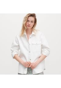 Biała koszula Reserved