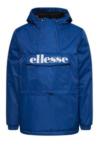 Niebieska kurtka zimowa Ellesse