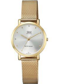 Złoty zegarek Q&Q