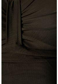 Czarny strój kąpielowy Aqua Speed z fiszbinami