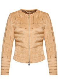 Brązowa kurtka przejściowa Marella