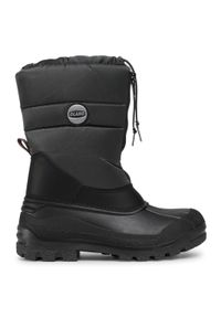 Szare buty zimowe Olang
