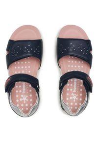 Niebieskie sandały Biomecanics