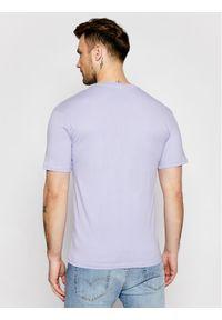 Fioletowy t-shirt Jack & Jones