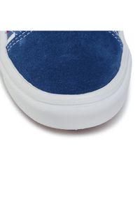 Vans Tenisówki Comfycush Old Sko VN0A4U1QWI41 Niebieski. Kolor: niebieski