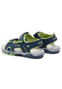 Niebieskie sandały KangaRoos #6