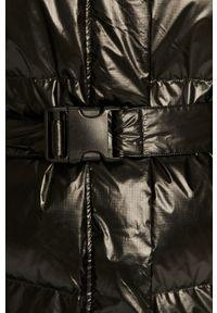 Czarna kurtka Puma z kapturem #6