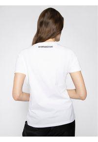 Biały t-shirt Sportmax Code #5