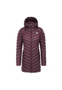 Kurtka The North Face na zimę, elegancka