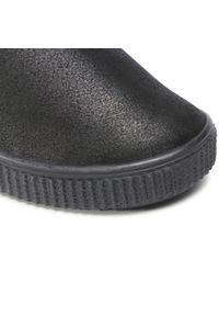 Bartek - Kozaki BARTEK - 4037-GAE0 Czarny. Okazja: na spacer. Kolor: czarny. Materiał: skóra, zamsz. Szerokość cholewki: normalna. Sezon: zima