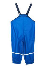 Niebieskie spodnie Playshoes