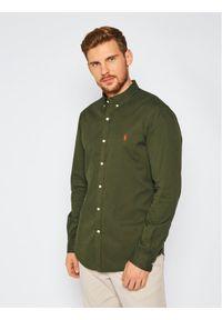 Zielona koszula casual Polo Ralph Lauren polo