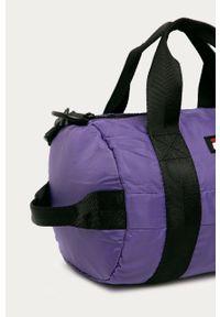 Fioletowa torba podróżna Fila