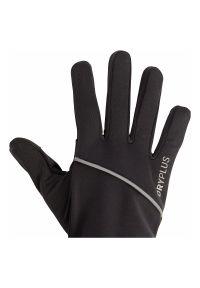 Rękawiczki do biegania Energetics Maddoc II 416080. Materiał: materiał, tkanina, polar, włókno, skóra, poliester
