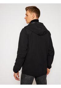 Czarna kurtka przejściowa Quiksilver