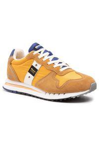 Blauer Sneakersy S1QUARTZ01/MES Pomarańczowy. Kolor: pomarańczowy