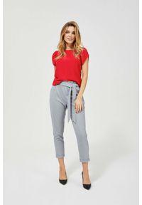 Spodnie MOODO długie, w paski
