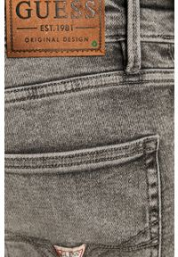 Szare jeansy Guess Jeans
