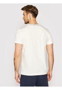 GANT - Gant T-Shirt Arch Outline 2003007 Biały Regular Fit. Kolor: biały