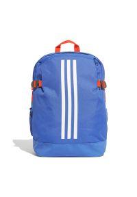 Plecak Adidas sportowy, z aplikacjami