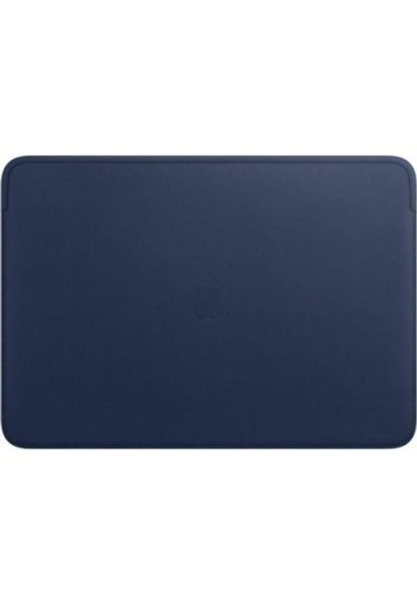 Niebieskie etui na laptopa APPLE