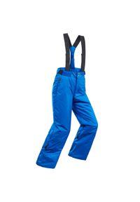 WEDZE - Spodnie narciarskie dla dzieci Wedze 500 PNF. Materiał: materiał. Sport: narciarstwo