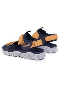 Niebieskie sandały Timberland na lato