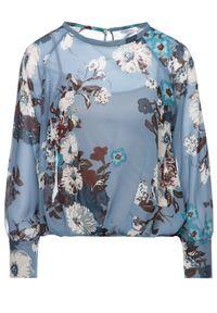 Niebieska bluzka iBlues