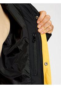 Żółta kurtka sportowa Rip Curl snowboardowa