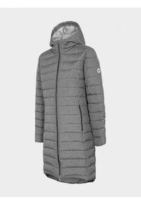 Szary płaszcz Everhill melanż