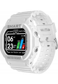 Smartwatch Kumi U2 Niebieski (U2W). Rodzaj zegarka: smartwatch. Kolor: niebieski