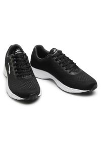 Bagheera - Sneakersy BAGHEERA - Energy 86396-8 C0108 Black/White. Okazja: na co dzień. Kolor: czarny. Materiał: materiał. Szerokość cholewki: normalna. Styl: elegancki, casual