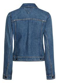 Niebieska kurtka jeansowa TOMMY HILFIGER