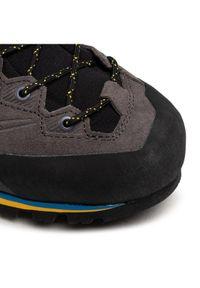 Brązowe buty trekkingowe Mammut trekkingowe, Gore-Tex