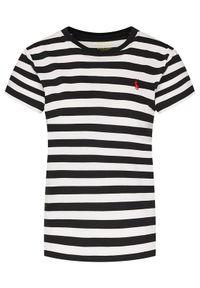 Czarny t-shirt Polo Ralph Lauren polo