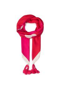 Różowy szalik TwinSet