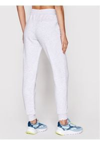 PLNY LALA Spodnie dresowe Kiss PL-SP-SE-00010 Szary Regular Fit. Kolor: szary. Materiał: dresówka