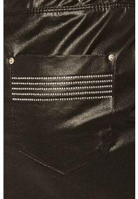 Czarna spódnica ANSWEAR na co dzień, casualowa