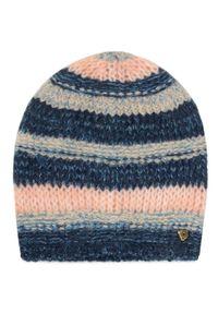 Niebieska czapka zimowa My Twin
