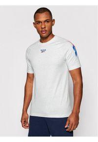 Reebok Classic - Reebok T-Shirt Classics Vector GJ6054 Szary Regular Fit. Kolor: szary