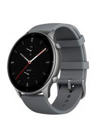 Szary zegarek AMAZFIT smartwatch