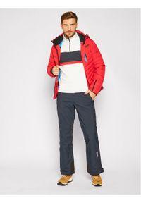 Czerwona kurtka sportowa Colmar narciarska #8