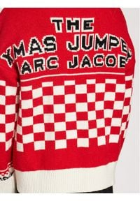 Little Marc Jacobs Sweter W15529 S Czerwony Regular Fit. Kolor: czerwony #3