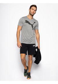 Puma Koszulka techniczna Active Tee 851703 Szary Regular Fit. Kolor: szary