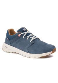 Niebieskie sneakersy CATerpillar